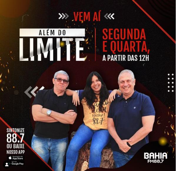 Bahia FM surfa em reality shows e estreia quadros em sua programação