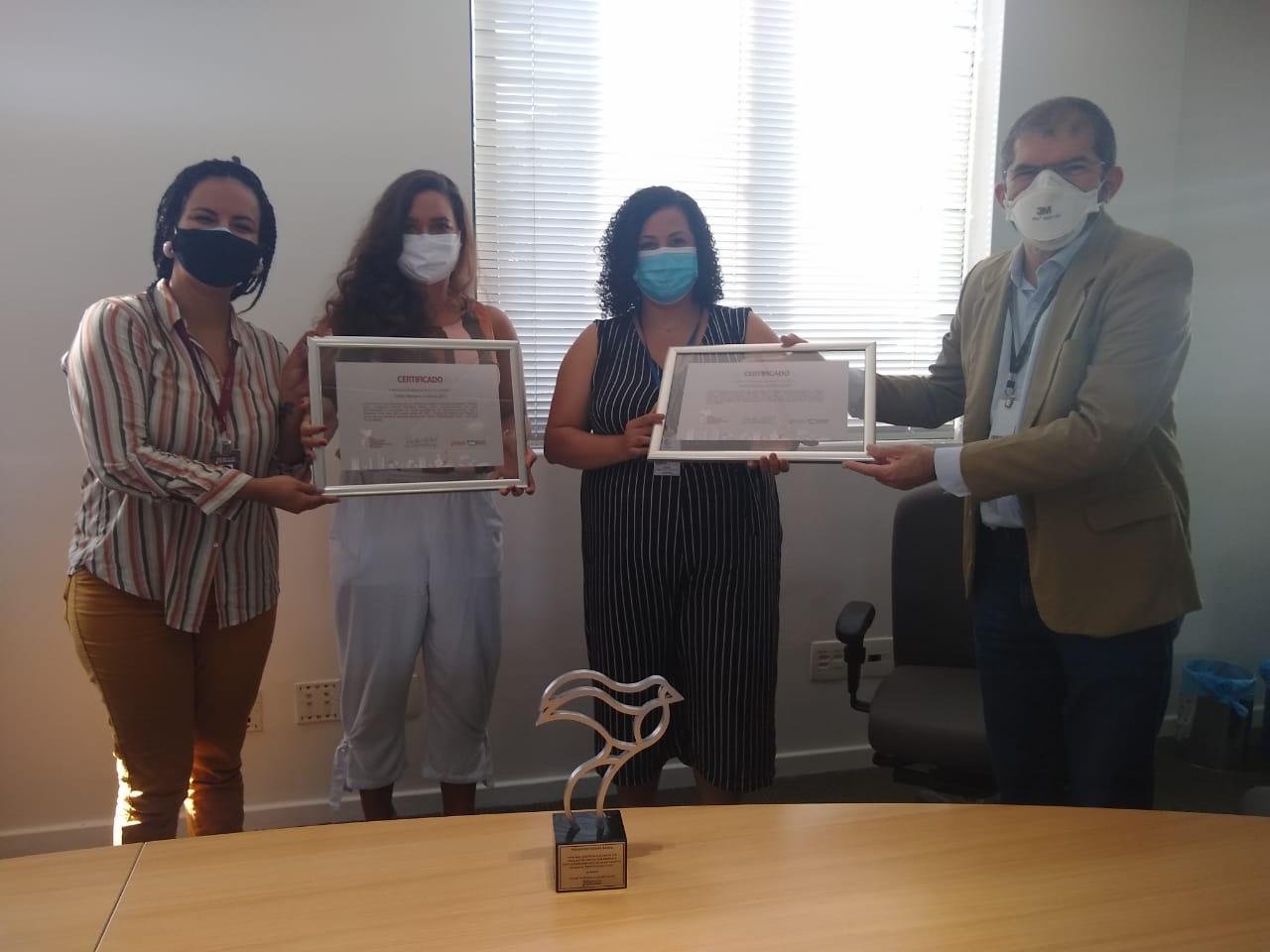 Jornalistas do G1 Bahia são premiadas pelo Banco do Nordeste