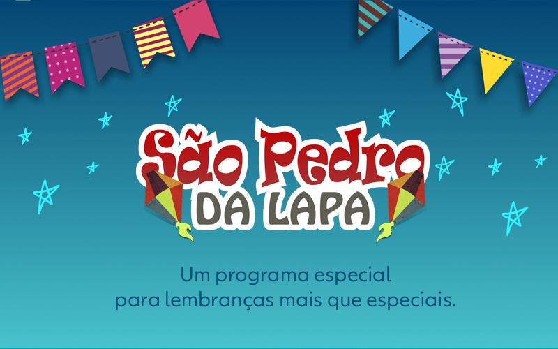 TV Oeste revisitará memórias da festa de São Pedro da Lapa