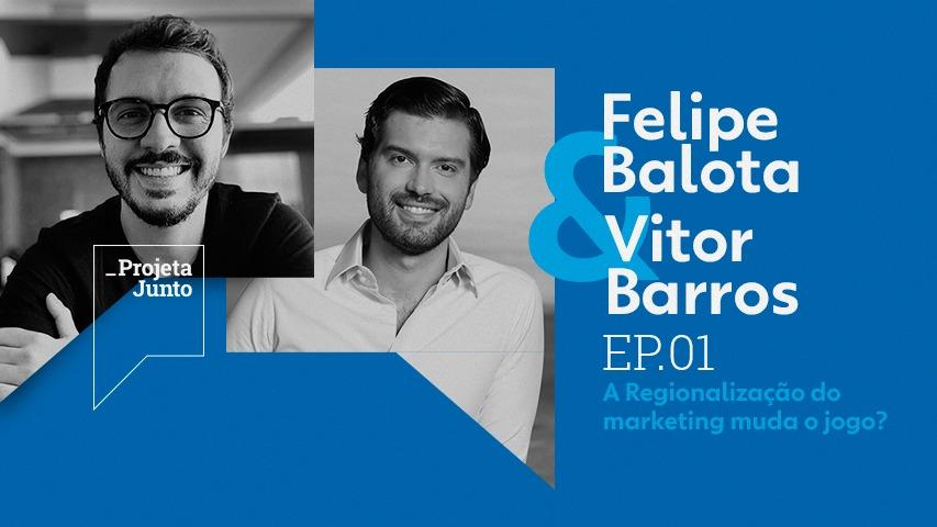 Projeta Junto! Podcast vai discutir o mundo dos negócios com uma pitada de marketing e empreendedorismo